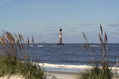 Morris Island Lighthouse - Folly Beach, SC