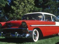 1956 Chevrolet Bel-Air-Gary Conner-Photographic Print