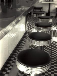 50s Style Cafe by Gary Conner