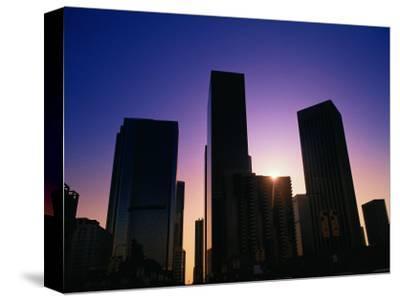High Rise Buildings LA CA