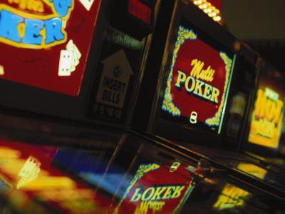 Video Gambling Machines at Casino, NV