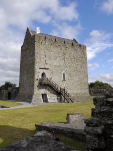 Athenry Castle, County Galway, Connacht, Republic of Ireland by Gary Cook