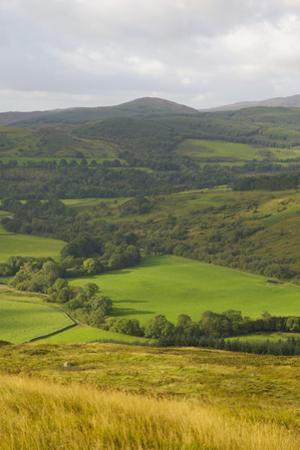 Fleet Valley National Scenic Area, from the Doon of Culreoch, Dumfries and Galloway, Scotland, UK by Gary Cook