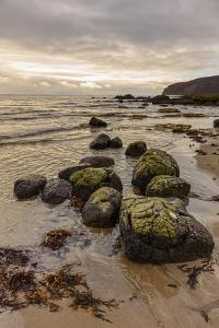 Kildonan shore, Isle of Arran, North Ayrshire, Scotland, United Kingdom, Europe by Gary Cook