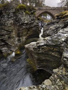 Linn of Dee, Near Braemar, Cairngorms National Park, Aberdeenshire, Scotland, United Kingdom by Gary Cook