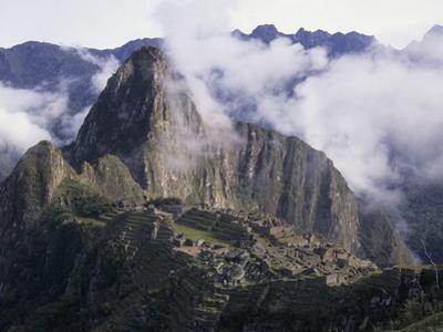 Machu Picchu, Peru by Gary Cook