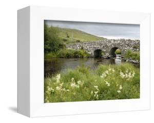 Quiet Man Bridge, Near Maam Cross, Connemara, County Galway, Connacht, Republic of Ireland by Gary Cook