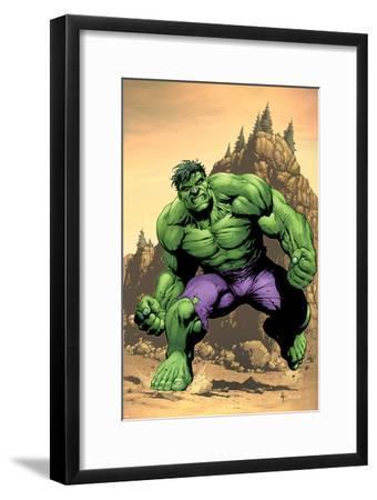 Incredible Hulk No.75 Cover: Hulk
