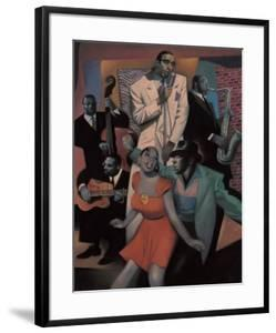 Club Zanzibar by Gary Kelley
