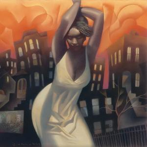 Harlem Heat by Gary Kelley