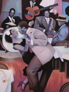 Harlem Nocturne by Gary Kelley