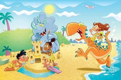 Sand City Surprises - Jack & Jill
