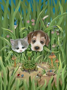 Backyard Explorers by Gary Patterson