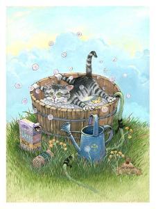 Bath Time by Gary Patterson