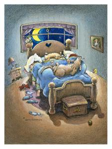 Bed Hogs by Gary Patterson