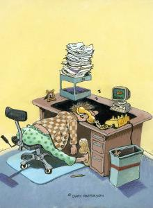 Monday Morning by Gary Patterson