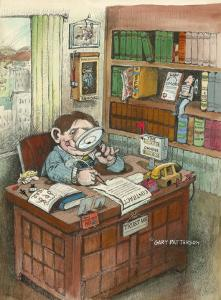 The Attorney by Gary Patterson