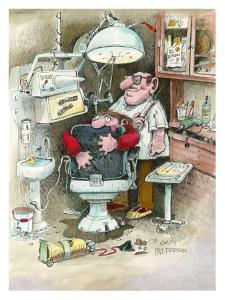 The Dentist by Gary Patterson