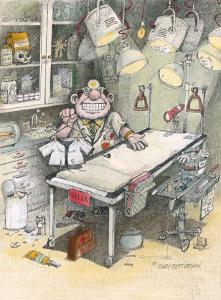 The Doctor by Gary Patterson