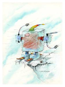 Windchill by Gary Patterson