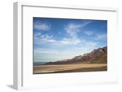Usa, California, Death Valley, Desert Landscape
