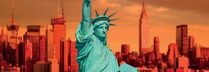 The Statue of Liberty-New York City by Gary718