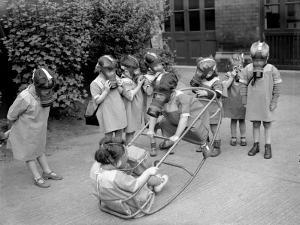 Gas Mask Fun