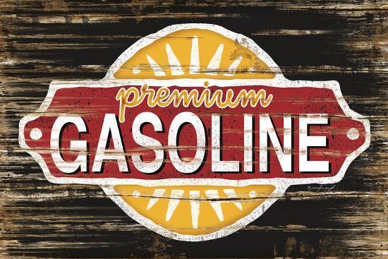 Gasoline-Jennifer Pugh-Art Print