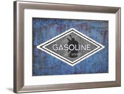 Gasoline-Aubree Perrenoud-Framed Art Print