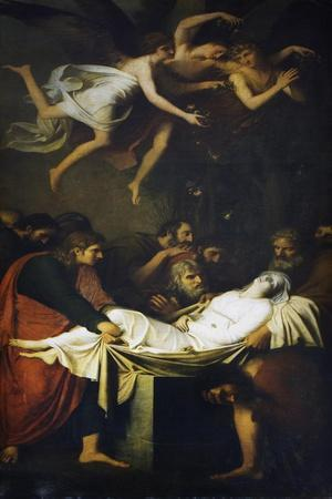 Transport of Virgin to Tomb