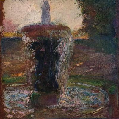 'Dans Le Parc De St. Cloud', c1905