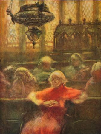 'The Cardinal', 1898