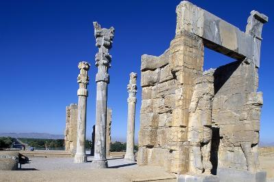 Gate of All Nations or of Xerxes, Persepolis--Photographic Print