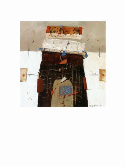 Gate to Paradise III-Theo Den Boon-Art Print