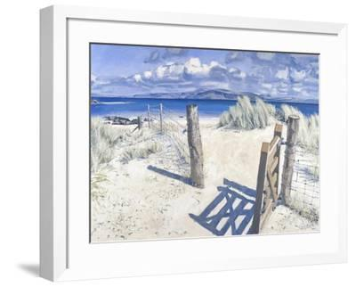 Gate to the North Beach, 2013-Charles Simpson-Framed Giclee Print