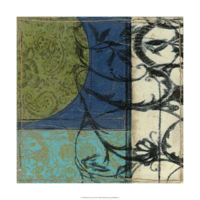 Gated Geometry I-Jennifer Goldberger-Limited Edition