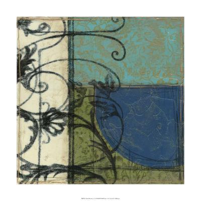 Gated Geometry II-Jennifer Goldberger-Limited Edition