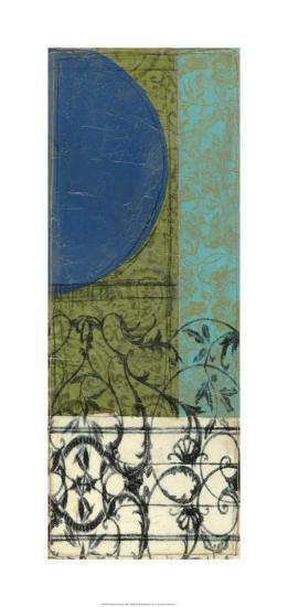 Gated Geometry III-Jennifer Goldberger-Limited Edition