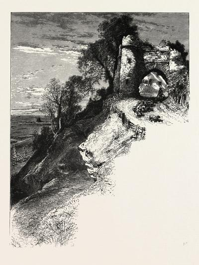 Gateway at Winchelsea, the South Coast, UK, 19th Century--Giclee Print