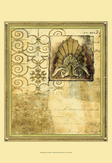 Gateway Finial II--Art Print