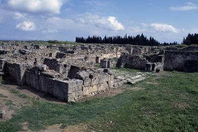 Gateway to Ancient City of Ugarit, Now Ras Shamra, North of Latakia, Syria--Giclee Print