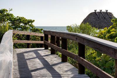 Gateway to the Beach - Florida-Philippe Hugonnard-Photographic Print