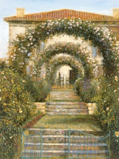 Gateway to the Garden-Michael Longo-Art Print