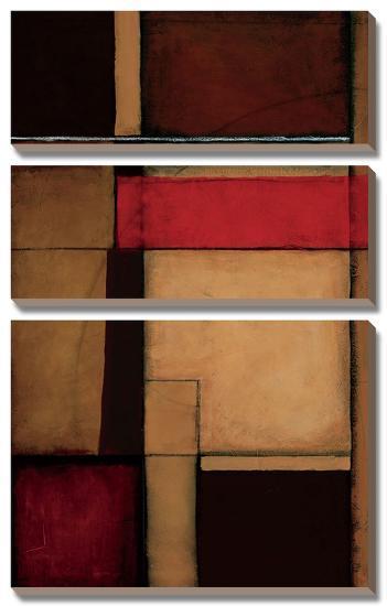 Gateways II-Patrick St^ Germain-Canvas Art Set