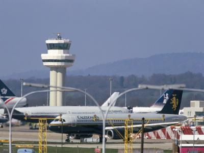 Gatwick Airport, Sussex, England, United Kingdom-John Miller-Photographic Print