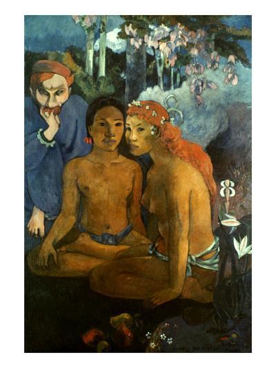 Gauguin: Contes, 1902-Paul Gauguin-Giclee Print