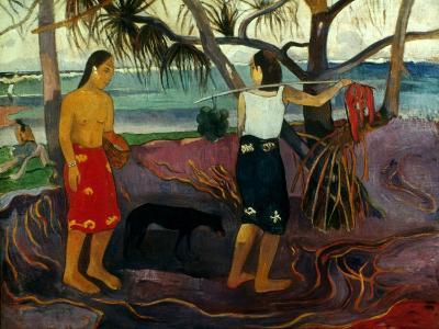 Gauguin: Pandanus, 1891-Paul Gauguin-Giclee Print