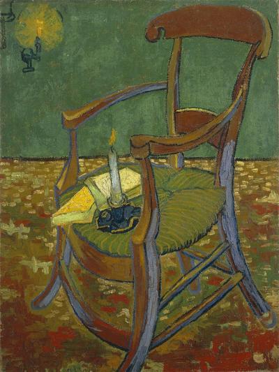 Gauguin's Chair, 1888-Vincent van Gogh-Giclee Print