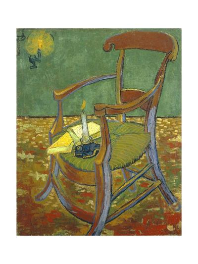 Gauguin's Chair-Vincent van Gogh-Giclee Print