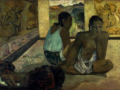 Gauguin: Te Rerioa, 1897-Paul Gauguin-Giclee Print